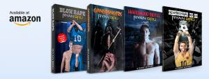 Check out Ryan Brü's Exclusive Library of Best Sellers still available to get your naughty hands on !